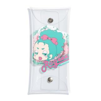NAMAiKI☆ロージィー Clear Multipurpose Case