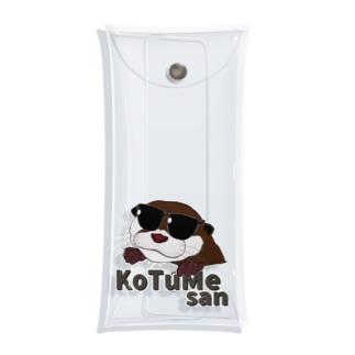 コツメさん -Cool- Clear Multipurpose Case