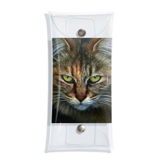 CAT Clear Multipurpose Case