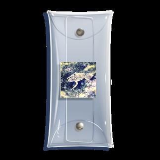 Fantastic FrogのFantastic Frog -Edo Ukiyoe Version- Clear Multipurpose Case