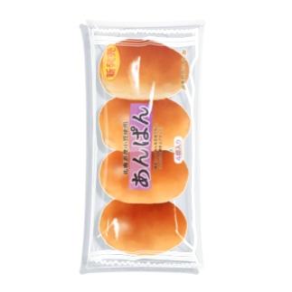ときめきストアの北海道小豆使用あんぱん4個入り Clear Multipurpose Case