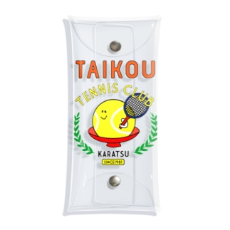 taikou Clear Multipurpose Case
