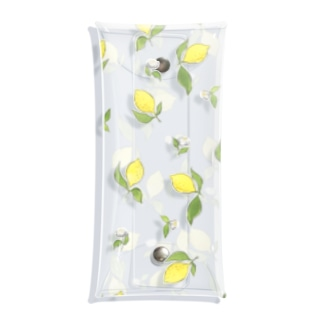 lemon Clear Multipurpose Case