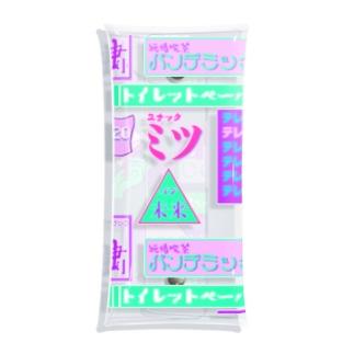 スナックミツ snack bar MITSU Clear Multipurpose Case