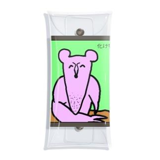 化け物腕鼠 リモート通話ver Clear Multipurpose Case