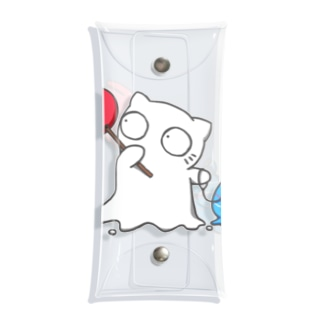 summer festival Clear Multipurpose Case