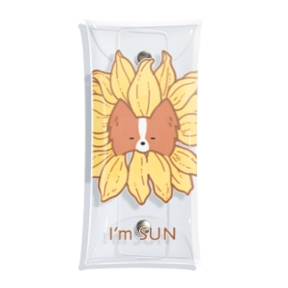 I'm SUN Clear Multipurpose Case