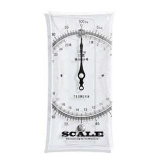 ウヅネのSCALE Clear Multipurpose Case