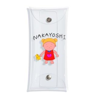 NAKAYOSHI Clear Multipurpose Case
