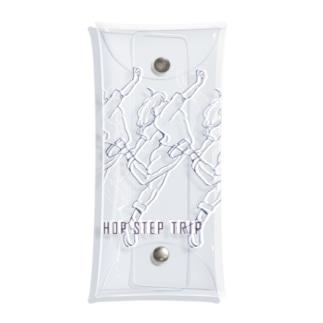 Hop Step Trip Clear Multipurpose Case
