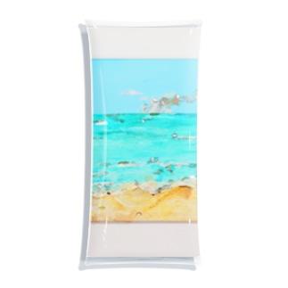 カイルアビーチ Clear Multipurpose Case
