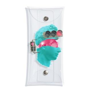 K collage01 Clear Multipurpose Case