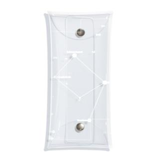てんびん座(88星座シリーズ) Clear Multipurpose Case