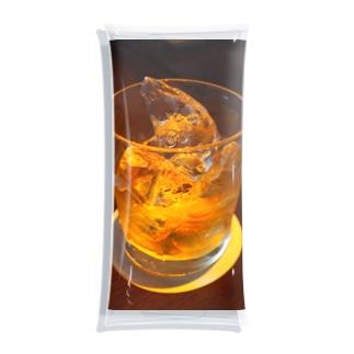 ウィスキーをロックで Clear Multipurpose Case