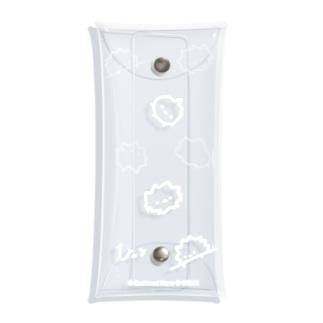 遠野ひかるデザイン マルチケース Clear Multipurpose Case