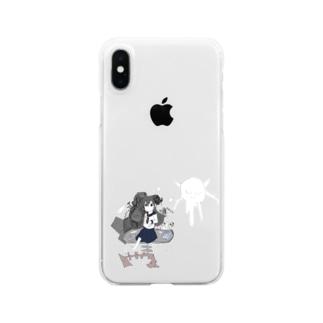 がちゃがちゃの世界 Clear smartphone cases