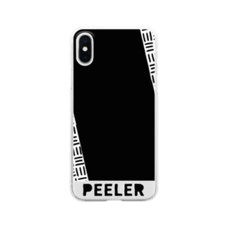 PEELER-07(A) Clear smartphone cases