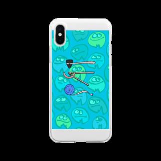 YMSTのリハビリの道具たち Clear smartphone cases