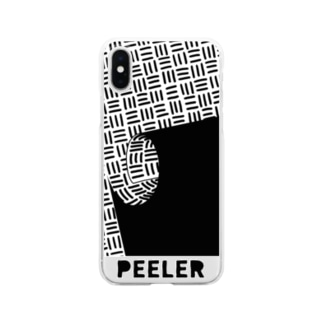 PEELER-07(C) Clear smartphone cases