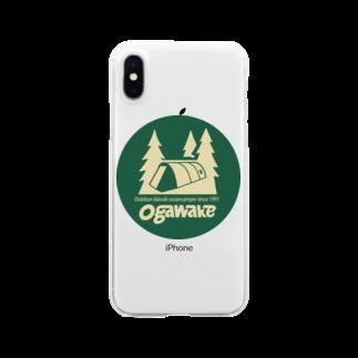 秘密結社ラビットシャドー団のOGAWAKE Clear smartphone cases