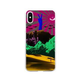 無間 Clear smartphone cases