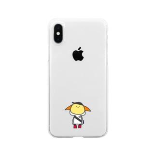 プロトタイプ Clear smartphone cases
