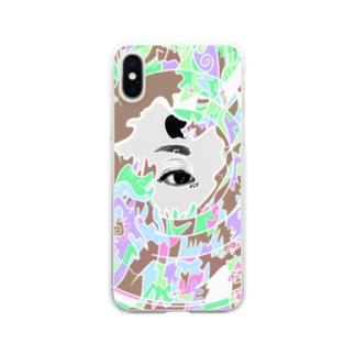 ilovemom #2 Clear smartphone cases