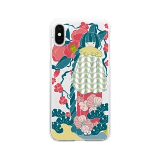 1月の彼女 Clear smartphone cases