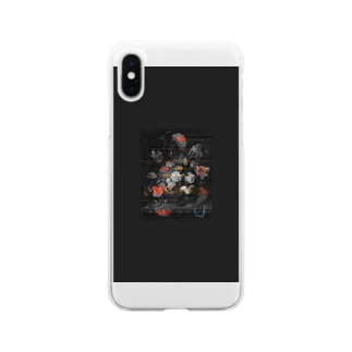 distortion type:B Clear smartphone cases