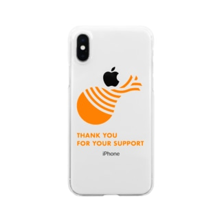 THANK YOU FOR YOUR SUPPORT Clear smartphone cases