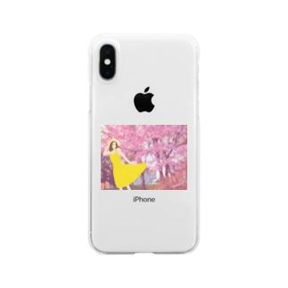 春風 Clear smartphone cases