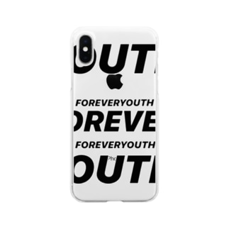 𝙵𝙾𝚁𝙴𝚅𝙴𝚁𝚈𝙾𝚄𝚃𝙷 Clear smartphone cases