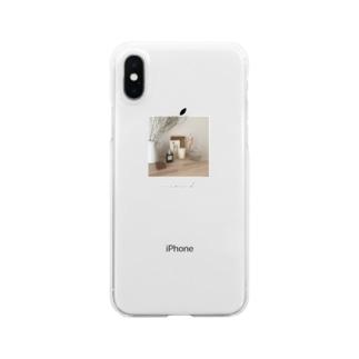 weekend_myroom_透明 Clear smartphone cases