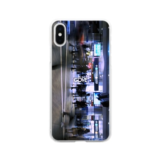 Station Clear smartphone cases