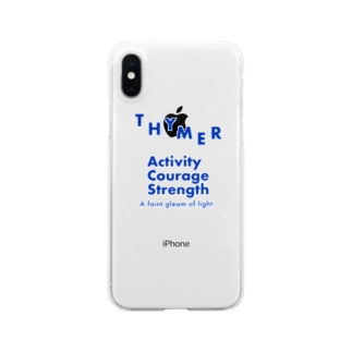 Thymer Clear smartphone cases