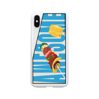BBQ Clear smartphone cases