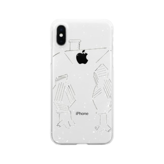 cabin Clear smartphone cases