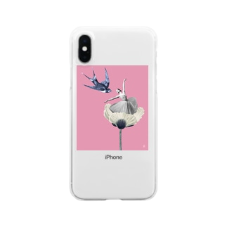 Thumbelina Clear smartphone cases