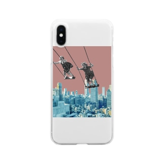 Swing Swing Clear smartphone cases