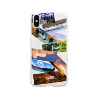 Stickers Clear smartphone cases