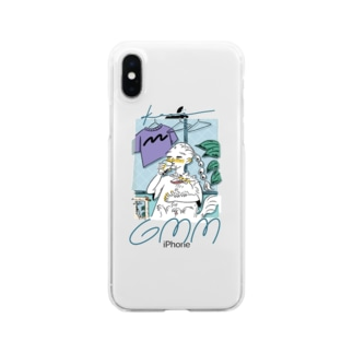 GiveMeMilk Clear smartphone cases