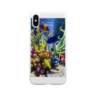 aquarium Clear smartphone cases