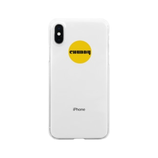 chubby Clear smartphone cases