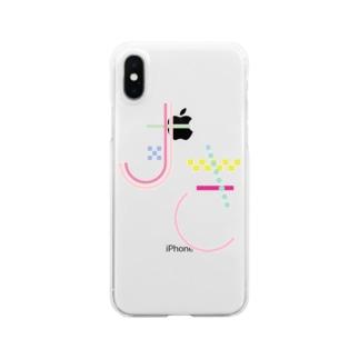 すき Clear smartphone cases