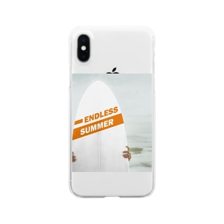 ENDLESS SUMMER Clear smartphone cases