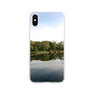 鏡面 Clear smartphone cases