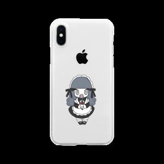 Nᴇɴɴᴇのラムちゃん メイドver. Clear smartphone cases