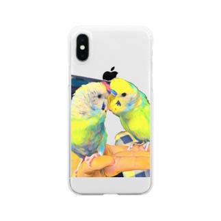 ピチュリル Clear smartphone cases