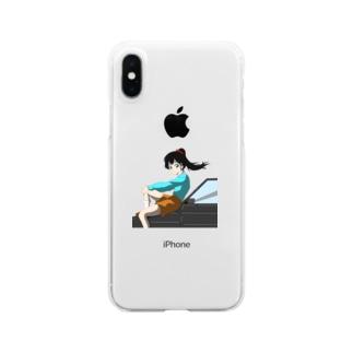 こたぱの私を、 Clear smartphone cases