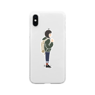 OUTDOOR Clear smartphone cases